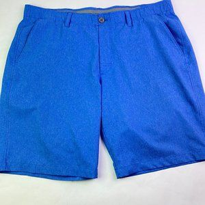 Under Armour Heatgear Loose Fit Casual Golf Shorts